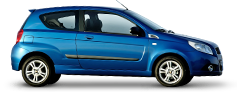 ChevroletAveo Hatchback 3d